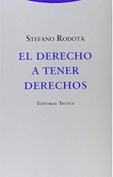 Papel EL DERECHO A TENER DERECHOS