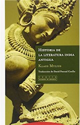 Papel HISTORIA DE LA LITERATURA INDIA ANTIGUA