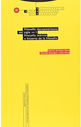 Papel FILOSOFIA IBEROAMERICANA DEL SIGLO XX FILOSOFIA TEORICA E HI