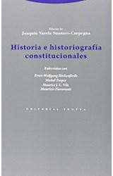 Papel HISTORIA E HISTORIOGRAFIA CONSTITUCIONALES