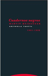 Papel CUADERNOS NEGROS 1931-1938