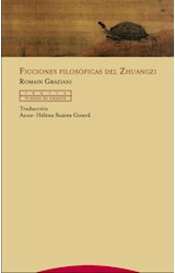 Papel FICCIONES FILOSOFICAS DEL ZHUANGZI