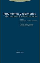Papel INSTRUMENTOS Y REGIMENES DE COOPERACION INTERNACIONAL