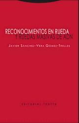 Libro Reconocimientos En Rueda Y Ruedas Masivas De Adn