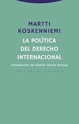 Papel LA POLITICA DEL DERECHO INTERNACIONAL