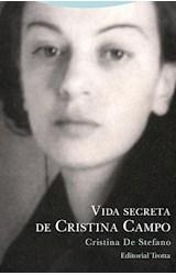 Papel VIDA SECRETA DE CRISTINA CAMPO