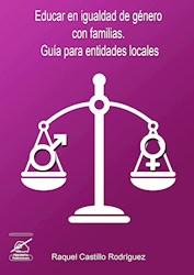 Libro Educar En Igualdad De Genero Con Familias