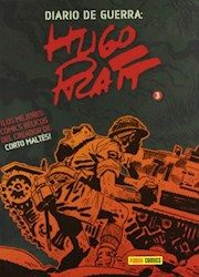Papel Diario De Guerra Vol.3 - Hugo Pratt