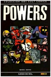 Papel Powers 2 Juego De Rol