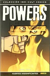 Papel Powers Muertes Insignificantes