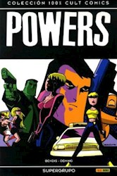 Papel Powers Supergrupo