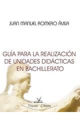 E-book Realización de unidades didácticas en el bachillerato