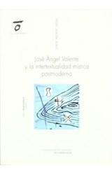 Papel JOSE ANGEL VALENTE Y LA INTERTEXTUALIDAD