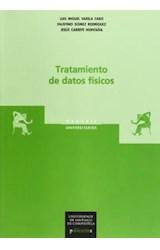Papel TRATAMIENTO DE DATOS FISICOS