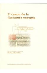 Papel EL CANON DE LA LITERATURA EUROPEA