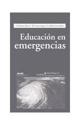 Papel EDUCACION EN EMERGENCIAS