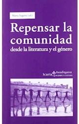 Papel REPENSAR LA COMUNIDAD DESDE LA LITERATURA Y EL GENERO