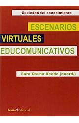 Papel ESCENARIOS VIRTUALES EDUCOMUNICATIVOS