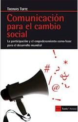 Papel COMUNICACION PARA EL CAMBIO SOCIAL