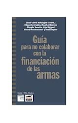 Papel GUIA PARA NO COLABORAR CON LA FINANCIACION DE LAS ARMAS