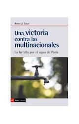 Papel UNA VICTORIA CONTRA LAS MULTINACIONALES