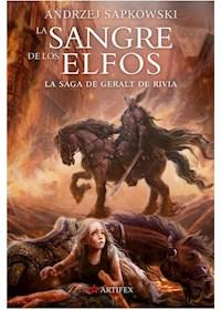 Papel La Sangre De Los Elfos (3)