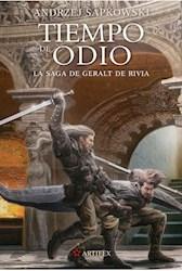 Libro Tiempo De Odio ( Libro 4 De La Saga De Geralt De Rivia )