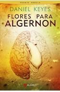 Papel FLORES PARA ALGERNON (CARTONE)