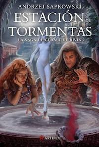 Libro Estacion De Tormentas ( Libro 8 De La Saga De Geralt De Rivia )