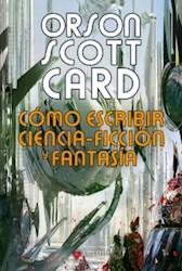 Libro Como Escribir Ciencia - Ficcion Y Fantasia
