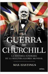Papel La Guerra De Churchill