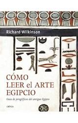Papel COMO LEER EL ARTE EGIPCIO