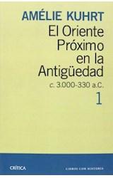 Papel EL ORIENTE PROXIMO EN LA ANTIGUEDAD I