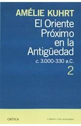 Papel EL ORIENTE PROXIMO EN LA ANTIGUEDAD 2