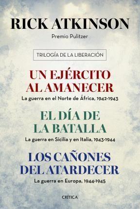 E-book Trilogía De La Liberación (Pack)
