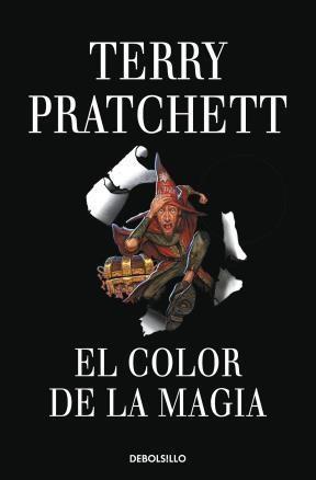 E-book El Color De La Magia (Mundodisco 1)