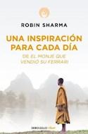 Papel UNA INSPIRACION PARA CADA DIA DE EL MONJE QUE VENDIO SU  FERRARI (CLAVE)