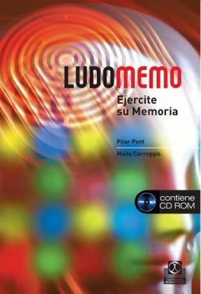 E-book Ludomemo. Ejercite Su Memoria -Libro+Cd- (Color)