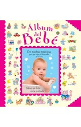 Papel ALBUM DEL BEBE (ROSA)