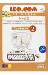 Papel LEO.COM 2 - NIVEL 2- LECTURA COMPRENSIVA Y COMPOSICION ESCRI