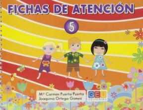 Papel FICHAS DE ATENCION 5 (CON ESPIRAL)