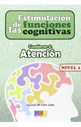 Papel ATENCION - CUA.4 NIV.1 ESTIMULACION DE FUNCIONES LAS COGNITI