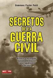 Libro Secretos De La Guerra Civil