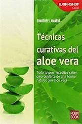 Libro Tecnicas Curativas Del Aloe Vera