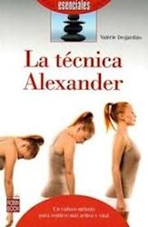 Libro La Tecnica Alexander