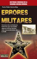 Libro Errores Militares