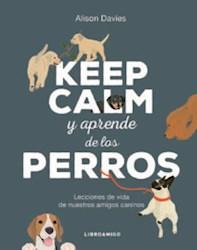 Libro Keep Calm Y Aprende De Los Perros