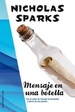 Papel Mensaje En Una Botella