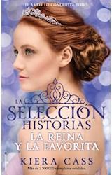 Papel REINA Y LA FAVORITA (SELECCION HISTORIAS) (RUSTICO)