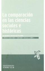 Papel LA COMPARACION EN LAS CIENCIAS SOCIALES E HI